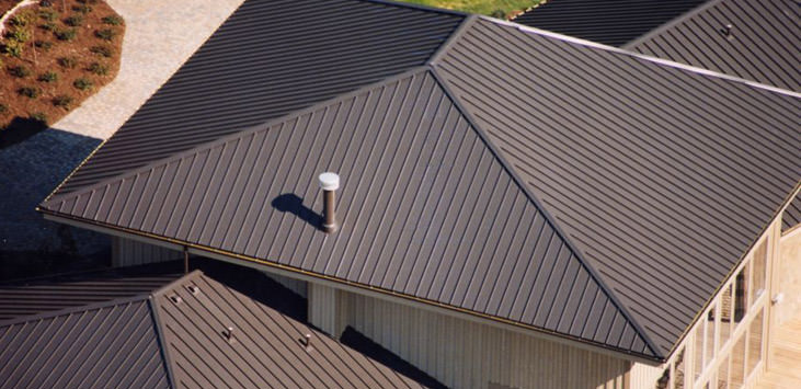 Standing Seam Gallery Images Of Standing Seam Metal Roofs